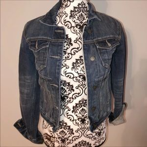All Saints Denim Jacket Jean 0 Spitalfields